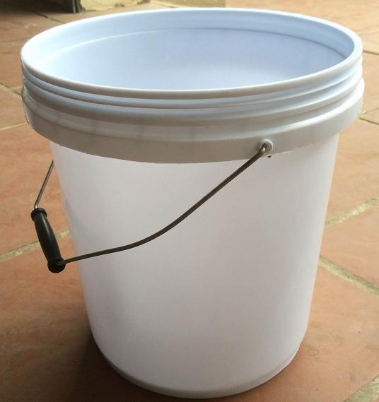 Vỏ thùng sơn 10 lít