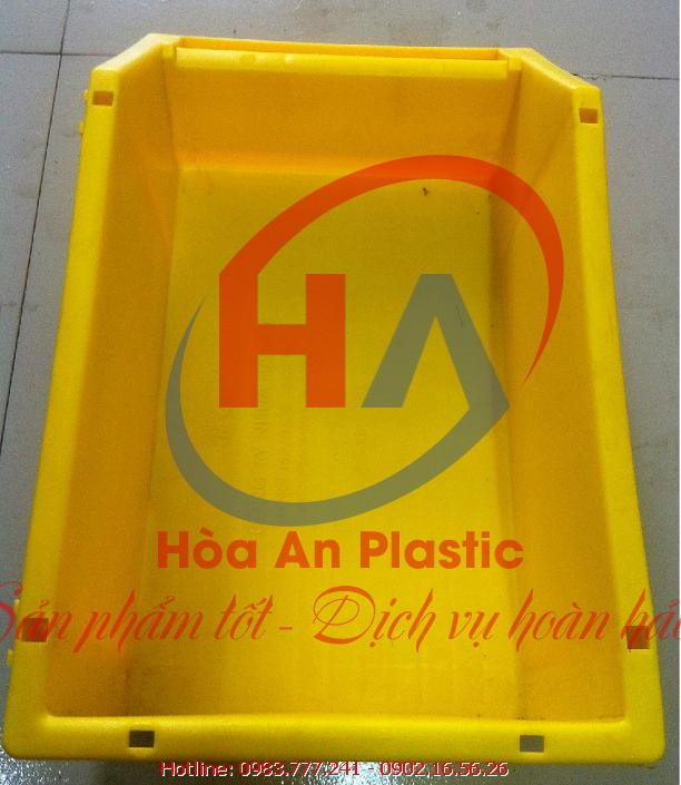 Khay Linh Kiện - Hộp nhựa A8