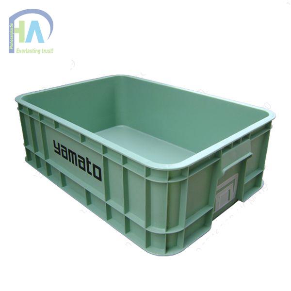 Thùng nhựa đặc B1 xanh lam chất lượng cao