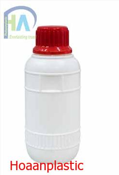 Can nhựa tròn 500 ml