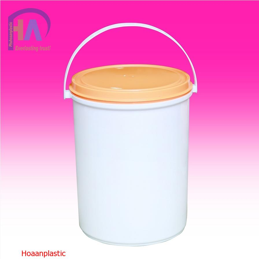 Vỏ thùng sơn 5 lít NT