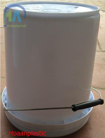 Vỏ thùng sơn 10 lít NT