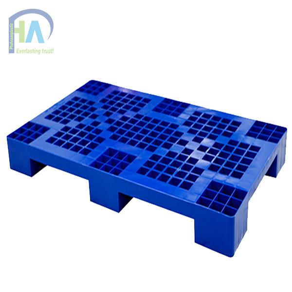Pallet nhựa đơn HT-327 chất lượng cao, giá rẻ