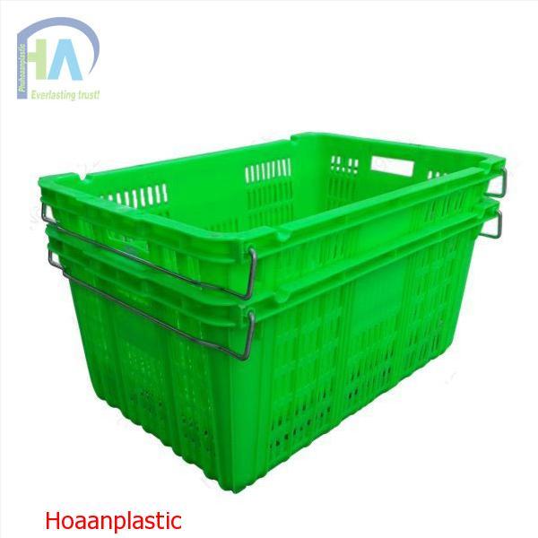 Thùng nhựa rỗng (sóng nhựa hở) HS011