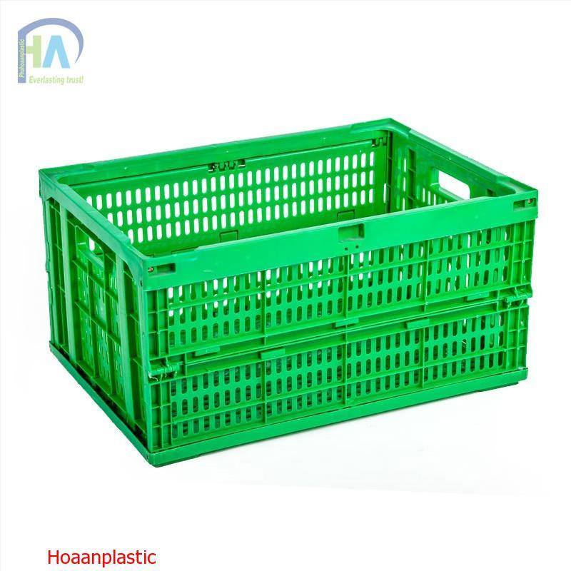 Thùng nhựa rỗng (sóng nhựa hở) 3T1