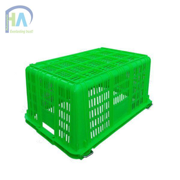 Thùng nhựa rỗng (sóng nhựa hở) HS011 cao cấp