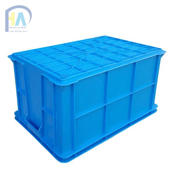 Thùng nhựa đặc B5 cam kết giá bán ưu đãi