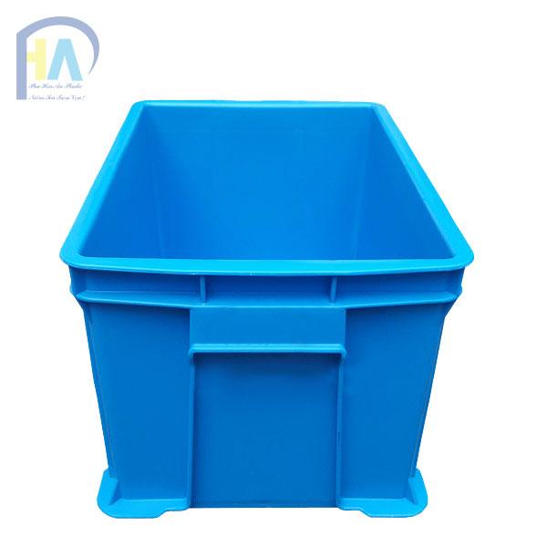 Thùng nhựa đặc B6 Phú Hòa An cam kết chất lượng bền bỉ