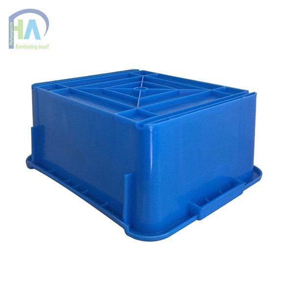 Thùng nhựa đặc A3 chất lượng cao