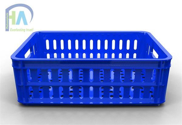 Thùng nhựa rỗng (sóng nhựa hở) HS020 cao cấp, giá rẻ