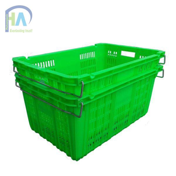 Thùng nhựa rỗng (sóng nhựa hở) HS011 giá tốt