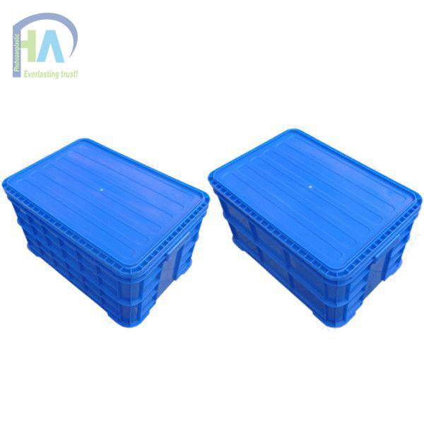 Thùng nhựa đặc (sóng nhựa bít) 3T1 giá rẻ