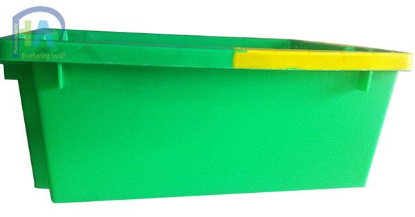 Thùng nhựa đặc A7 chất lượng cao