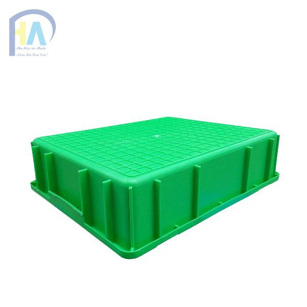 Thùng nhựa đặc B9 chất lượng tốt nhất thị trường