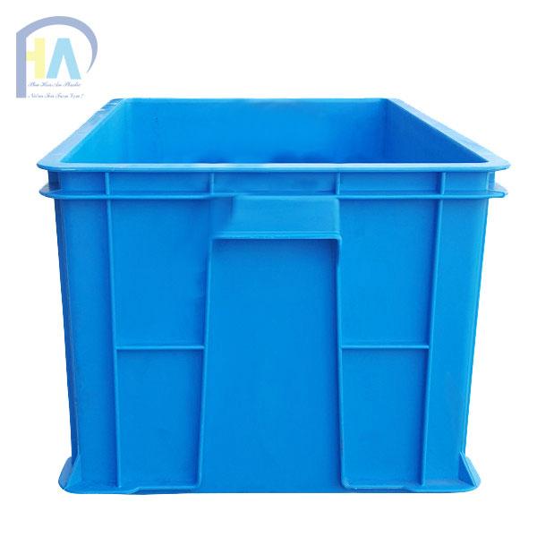 Thùng nhựa đặc B5 bền bỉ, tinh tế