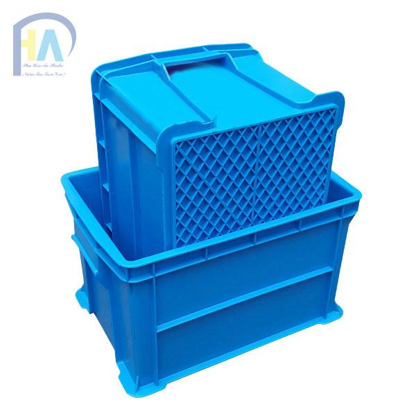 Cam kết giao bán Thùng nhựa đặc B6 trên toàn quốc