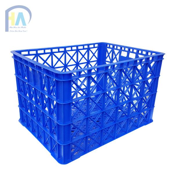 Sóng nhựa hở 8 bánh xe được khách hàng toàn quốc tin dùng