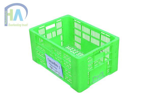 Sóng nhựa hở HS029 bền chắc, tiện dụng