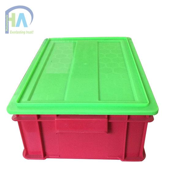 Thùng nhựa có nắp B4 bán chạy nhất thị trường