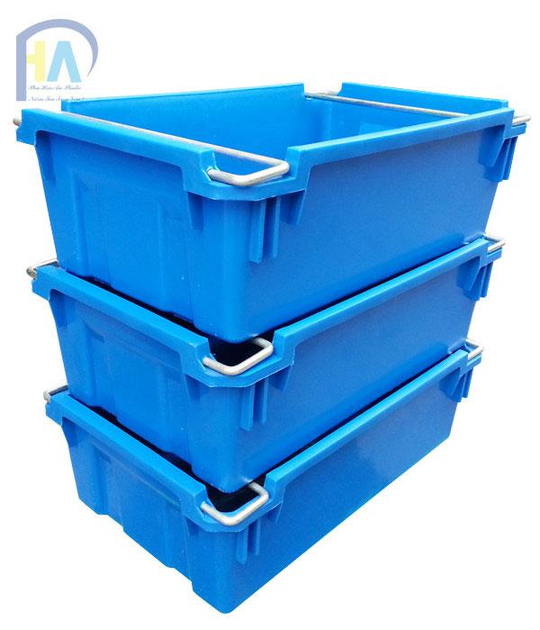 Thùng nhựa đặc A2 cam kết về chất lượng cực tốt