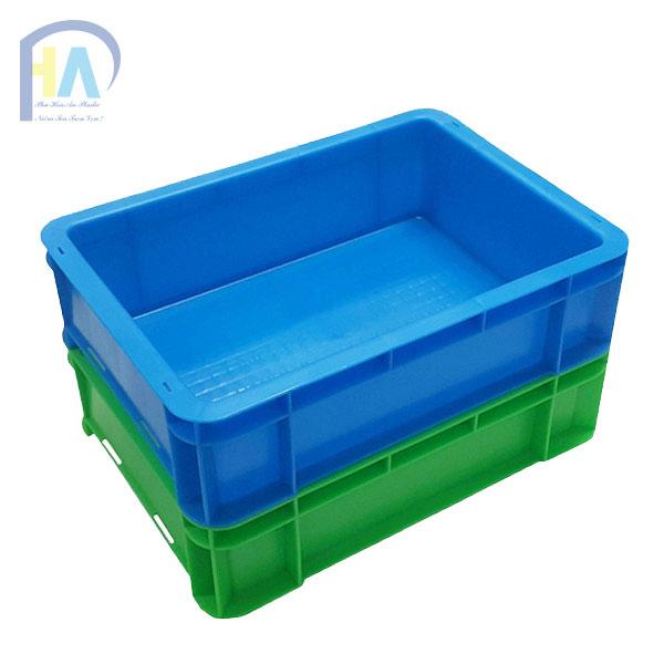 Thùng nhựa đặc B12 chất lượng vượt trội