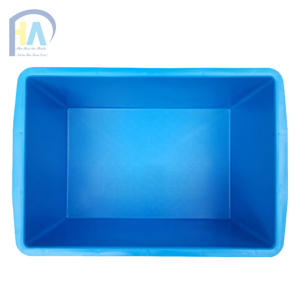 Thùng nhựa đặc B6 giá bán rẻ nhất thị trường