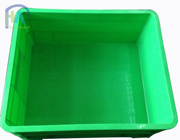 Thùng nhựa đặc B8 giá rẻ tại Phú Hòa An