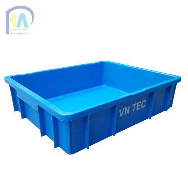 Phú Hòa An chuyên bán Thùng nhựa đặc B9 giá tốt