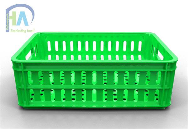 Cam kết bán Thùng nhựa rỗng (sóng nhựa hở) HS020 giá tốt