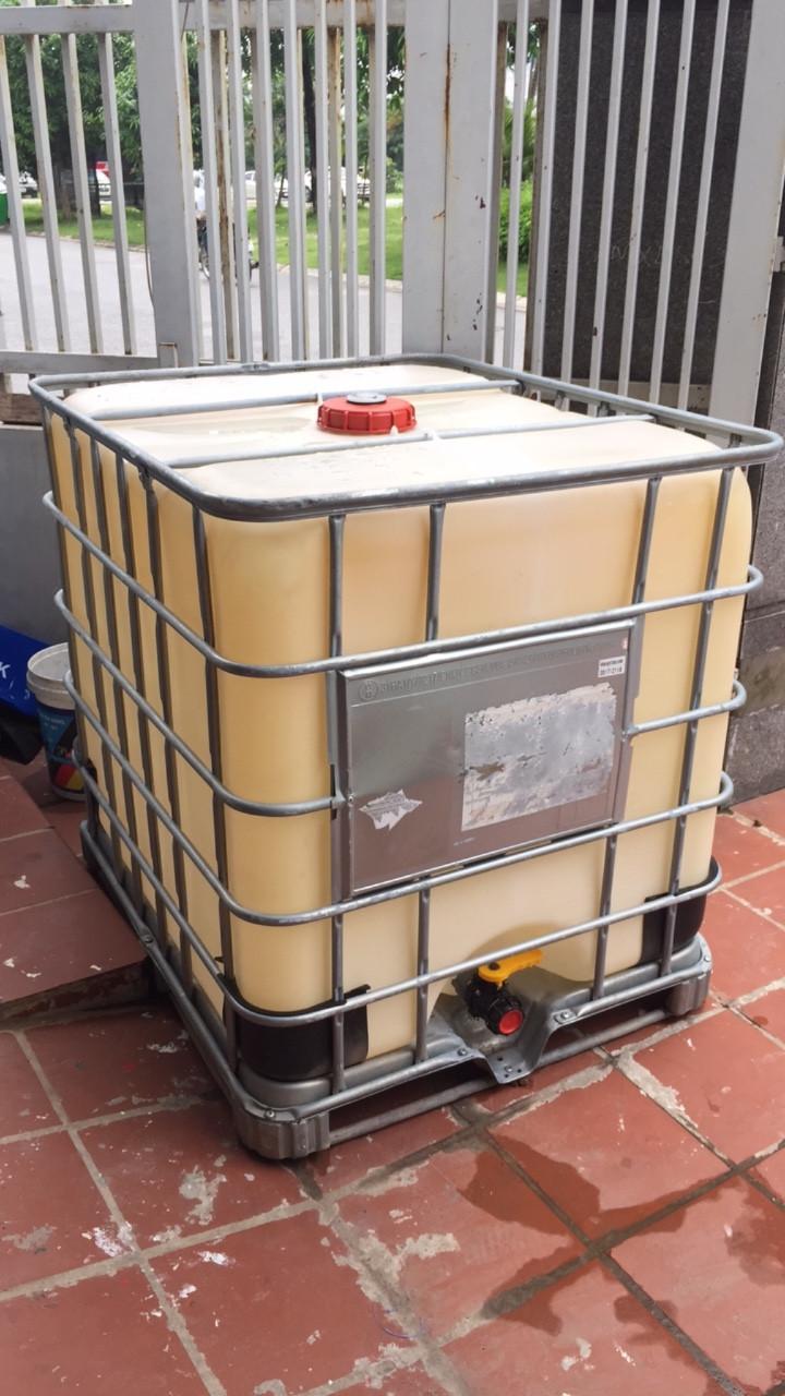 Quy trình sản xuất thùng phuy nhựa mới, thu gom và xử lý, vệ sinh thùng phuy cũ hợp vệ sinh
