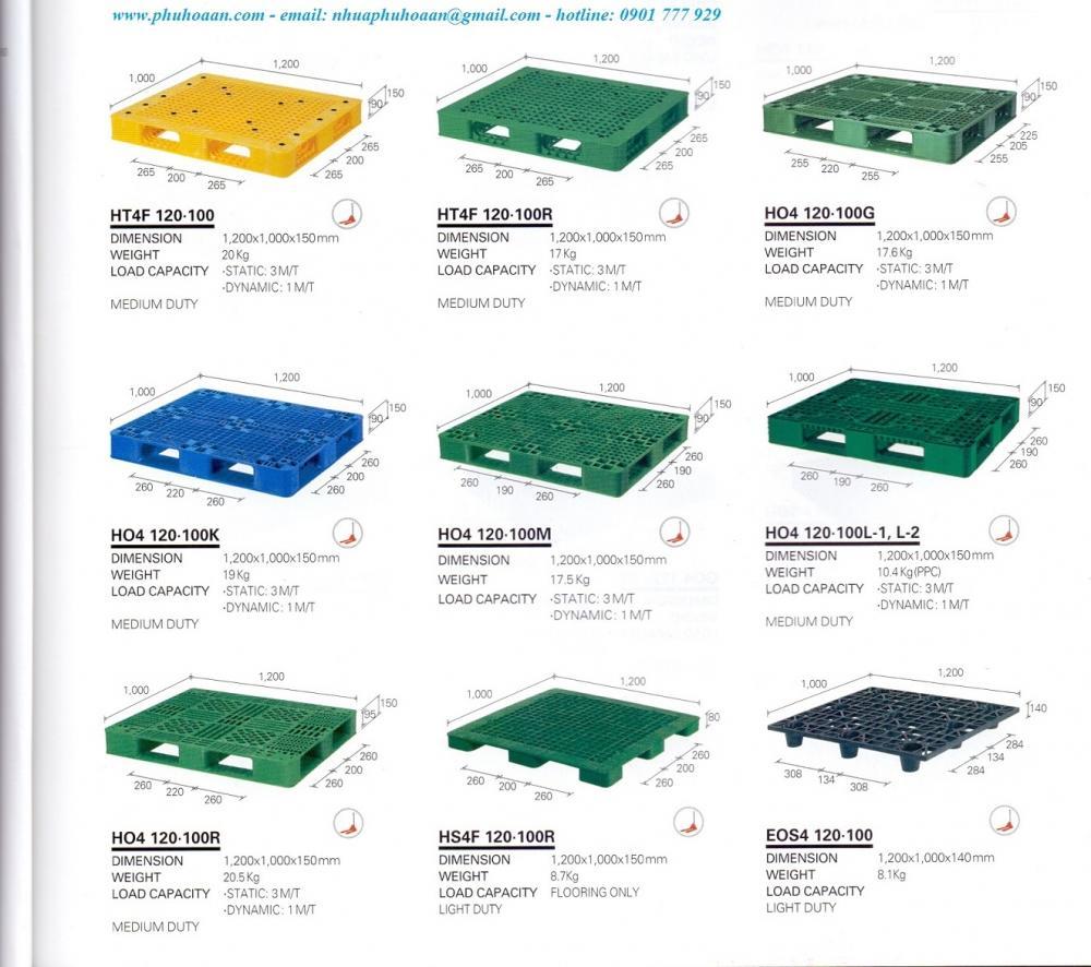Thanh lý xả hàng Pallet nhựa cao cấp Phú Hòa An giá cực sốc- Chỉ có tại Phú Hòa An